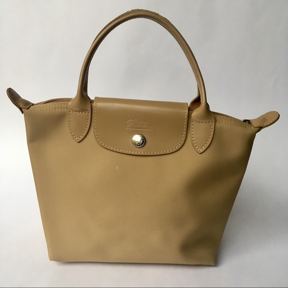 Longchamp Handbags - Vintage Longchamp Le Pliage Handbag Mini 3818491641f2a